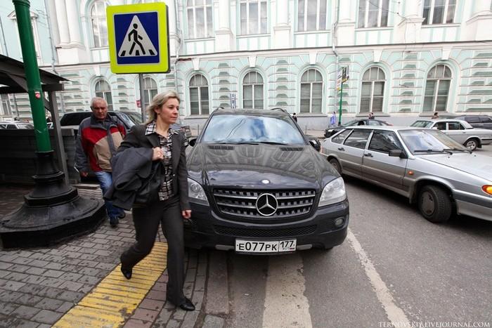 Парковка в центре Москвы может подорожать вдвое